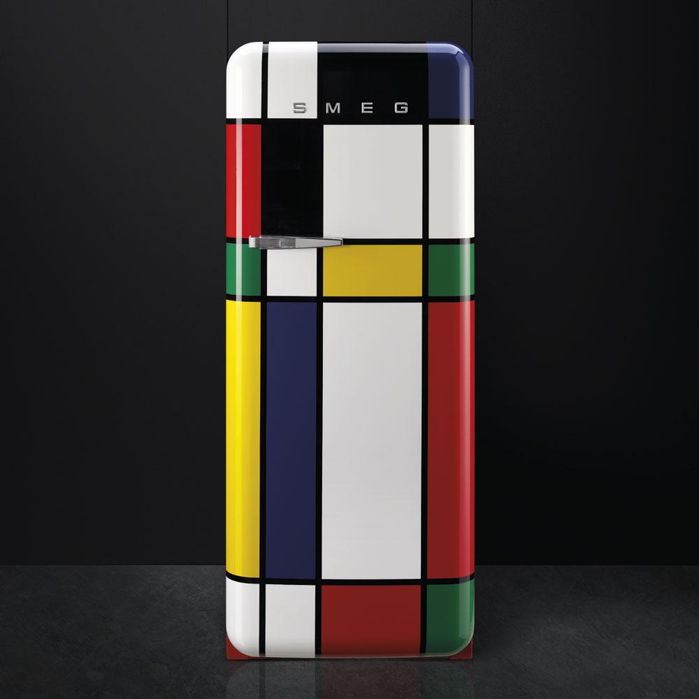 Smeg Kühlschrank FAB28RDMC Multicolor – Heydorn&Hoeco