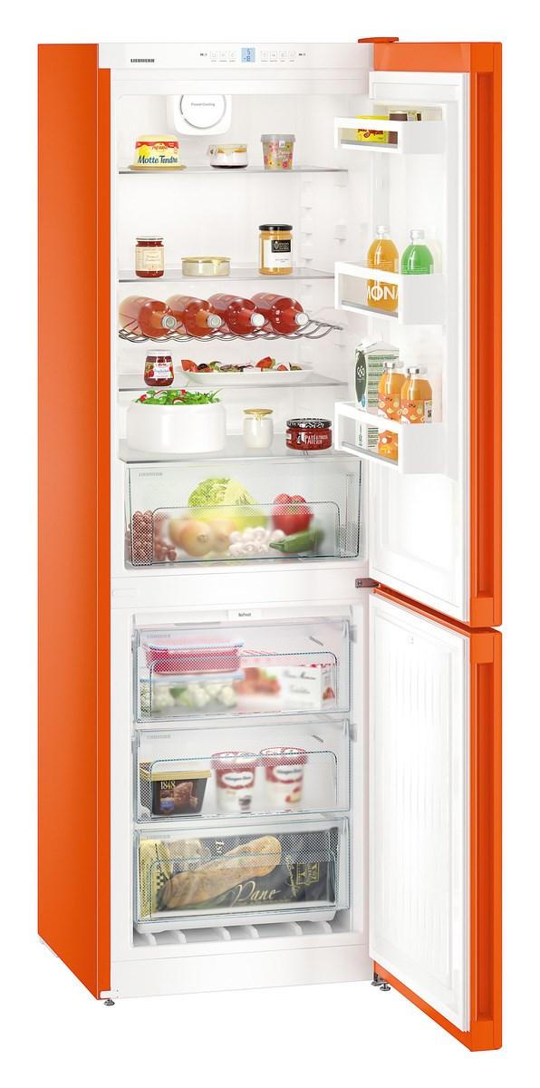 kühl-gefrierkombination liebherr